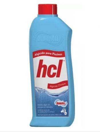 Algicida de choque HCL 1L