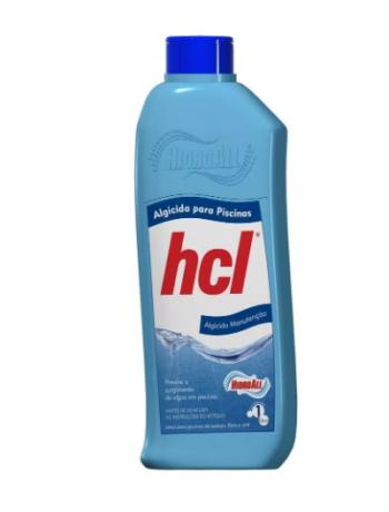 Algicida de manutenção HCL 1L