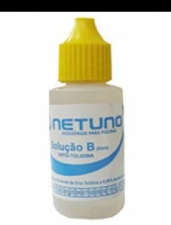 Reagente cloro - Ortolidina